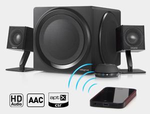 Quality wireless audio