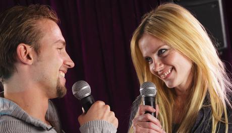 Dual microphone inputs