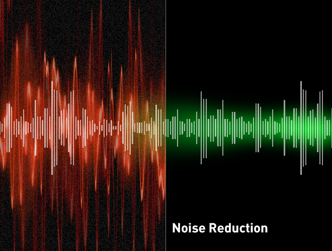 Audio made clever what is crystalvoice for How to reduce noise in a room