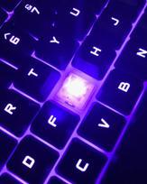 Centered LED Position