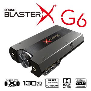 サウンドブラスター g5 ファームウェア