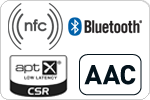 NFC対応Bluetooth