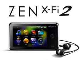 ZEN X-Fi2