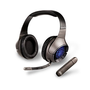 Creative Sound Blaster World of Warcraft Wireless Headset with Alliance Artwork