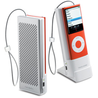 Creative TravelSound for iPod nano (model i85) Speaker