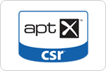 aptX codec for high performance wireless audio