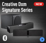 Creative Dxm Signature Series