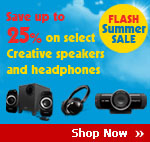 Flash Summer Sale