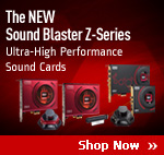 The NEW Sound Blaster Z-Series