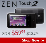 ZEN Touch 2