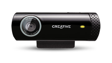 Creative Live! Cam Chat HD Web Camera