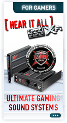 Ultimate Gaming Sound Systems