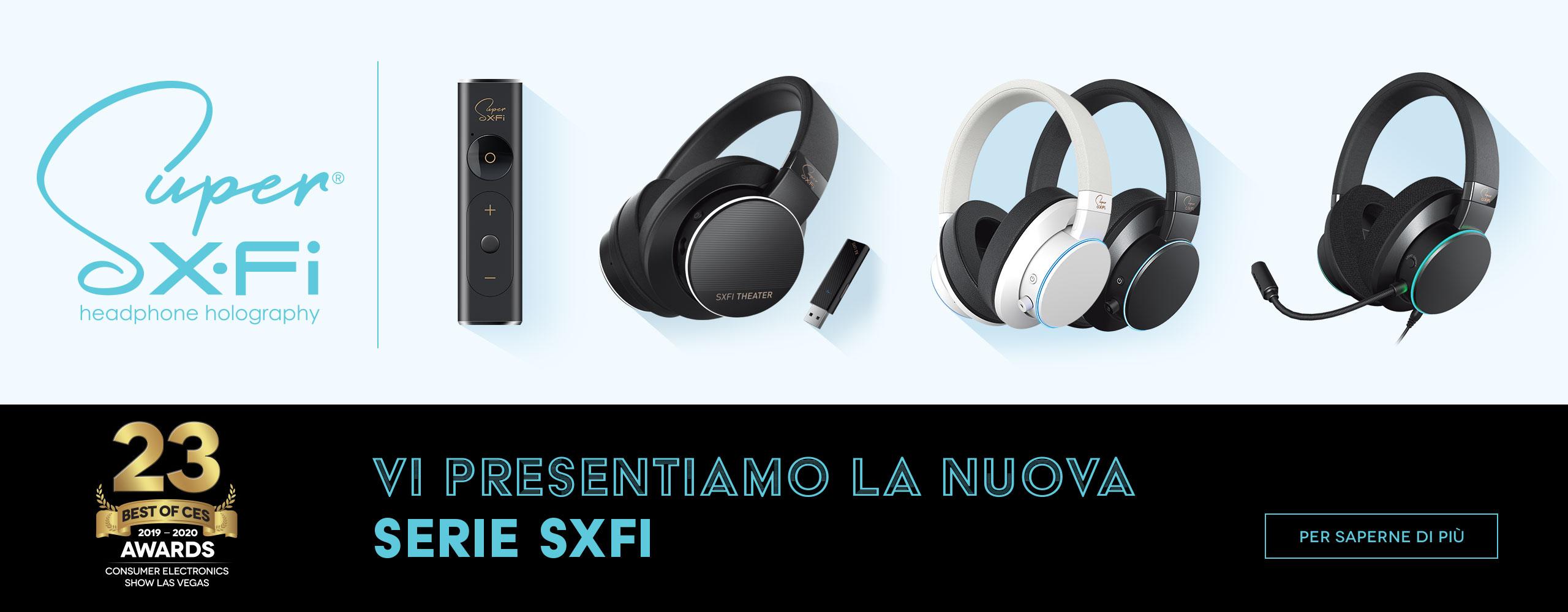 Ecco a voi i super sconti Creative! - Creative Labs (Italia) 38f17e712f3a