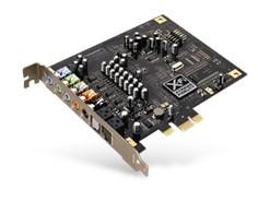 Creative Worldwide Support - PCI Express X-Fi anium on