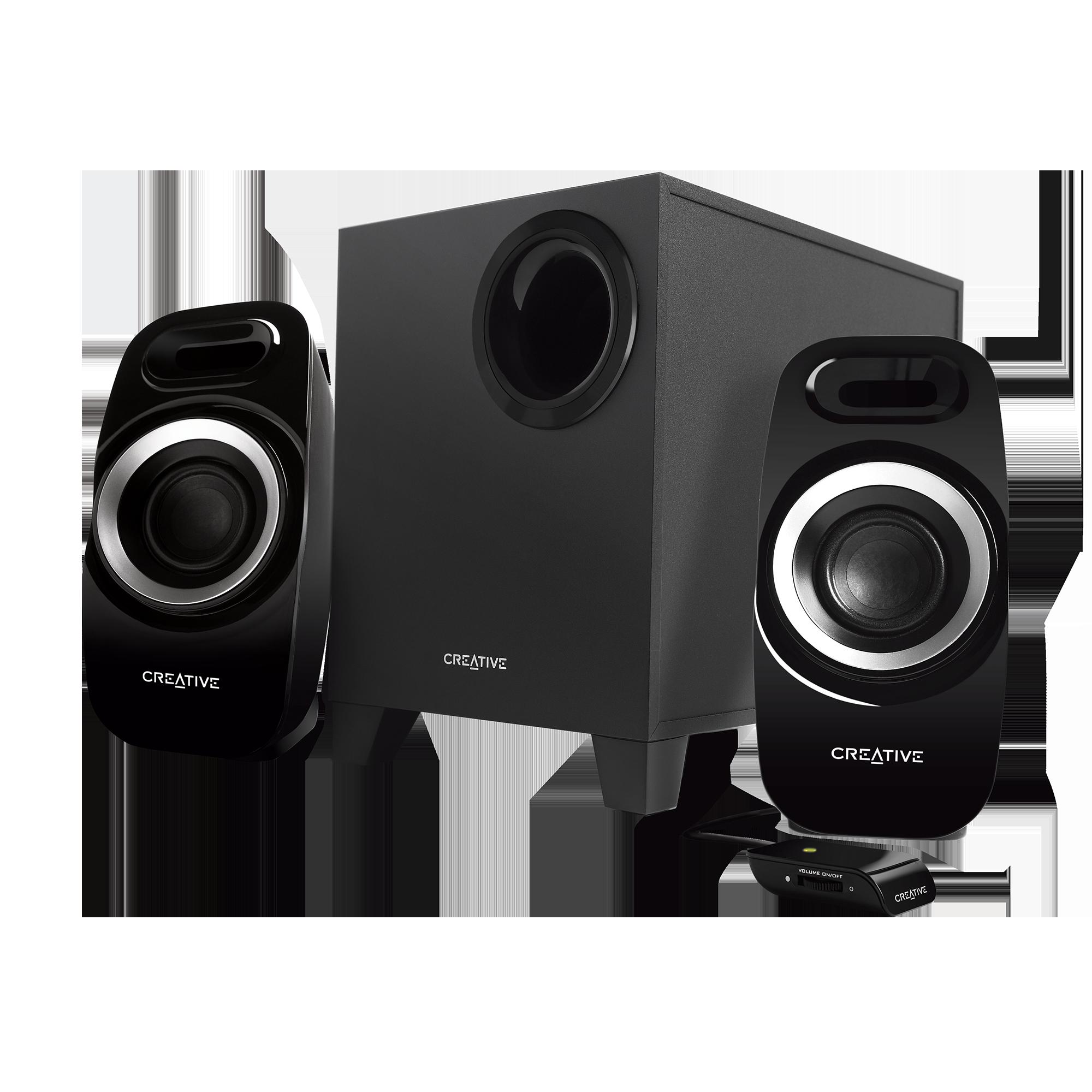 Speakers Creative Inspire T3300 (UK Plug)