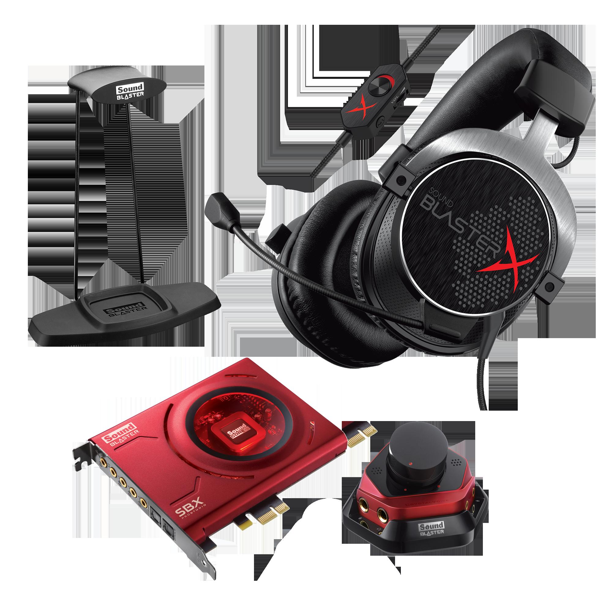 Sound BlasterX H5 Gaming Bundle