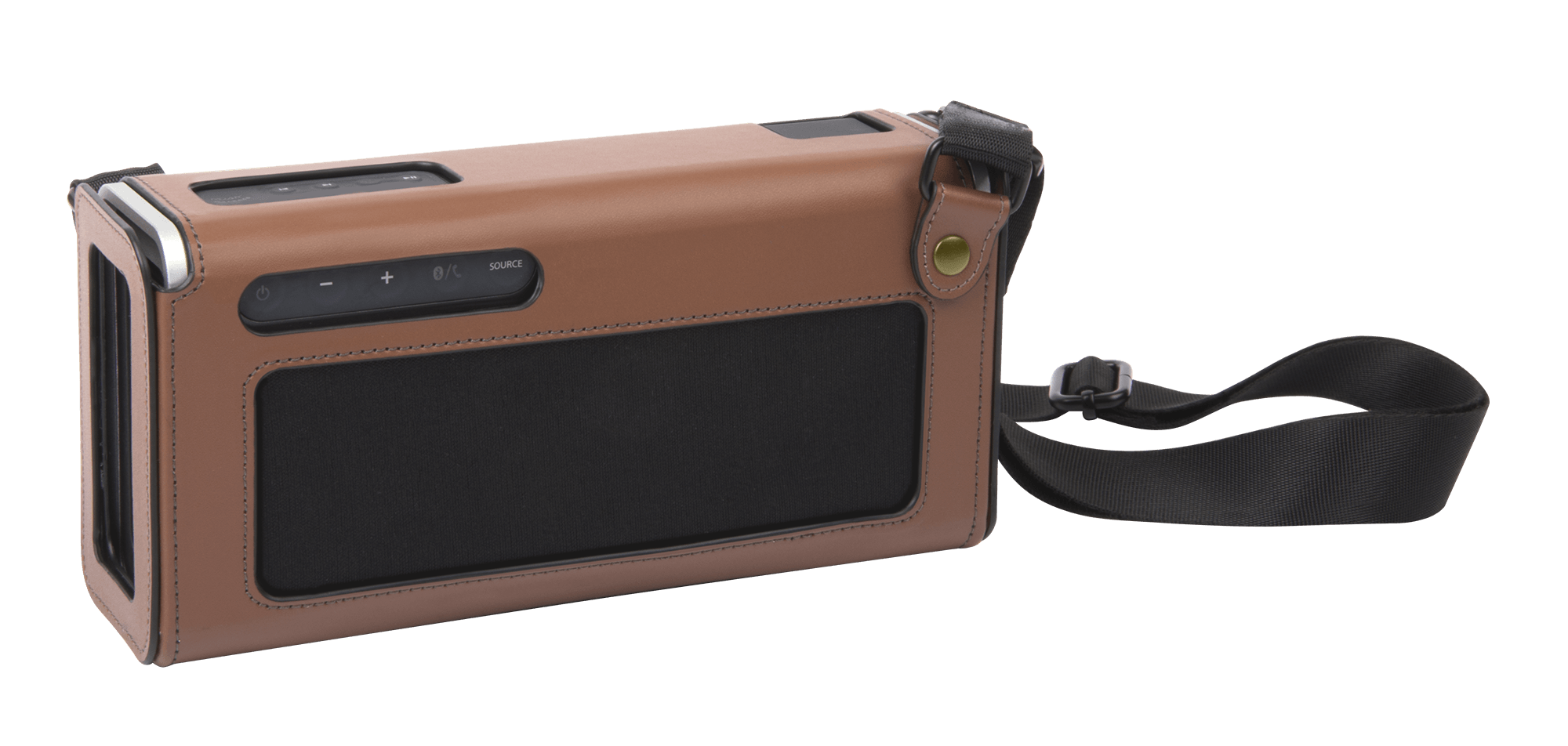 Image of Creative iRoar Go Leatherette Carry Pouch