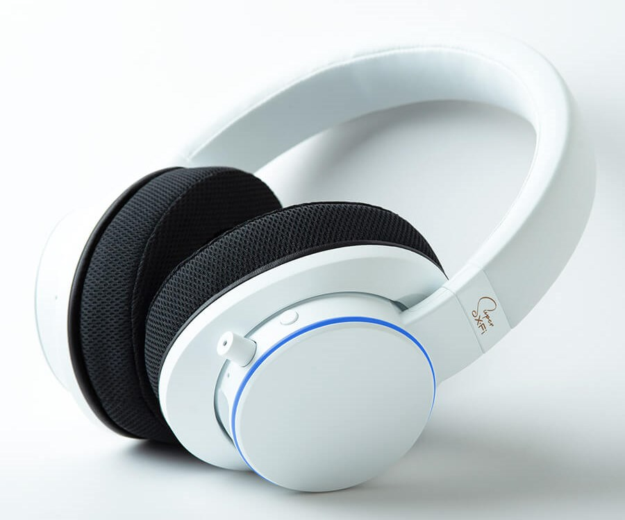 e9cf93b17b8 Bluetooth and USB Headphones with Built-In Super X-Fi Technology for  Personalized Audio Holography