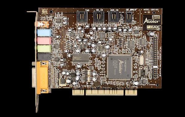 Sound Blaster Audigy 24 Bit 51 Output 100 DB