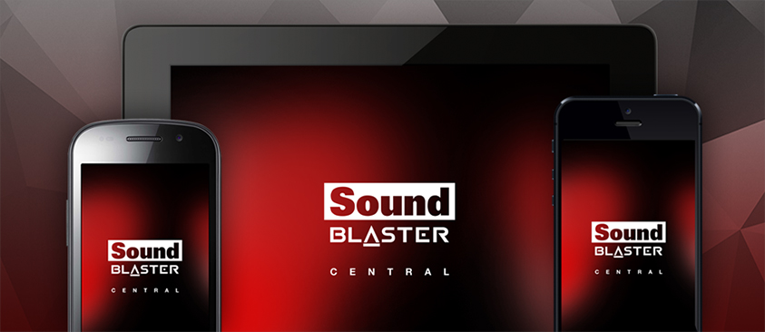 Mobile App | Harness the audio prowess of Sound Blaster on your