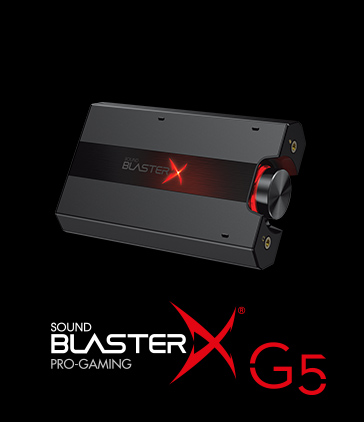 Software | Harness the audio prowess of Sound Blaster on
